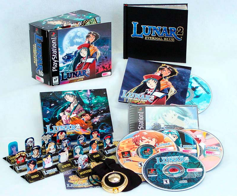 Lunar 2: Eternal Blue Gift Set