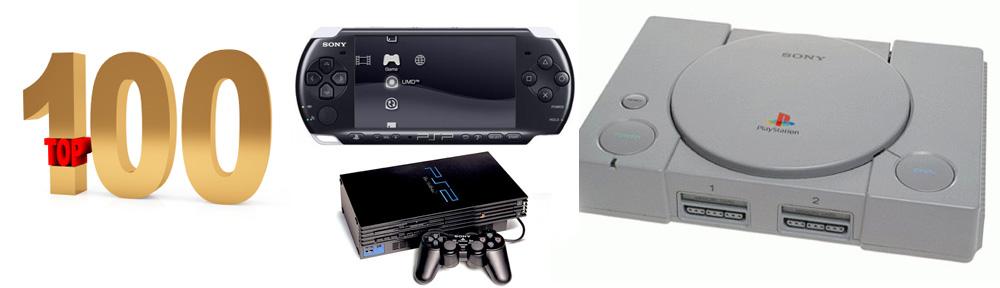 Лучшие игры на PlayStation, часть 1: 100-90