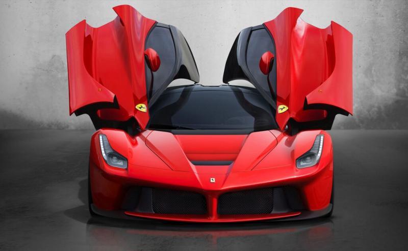Ferrari-FXX