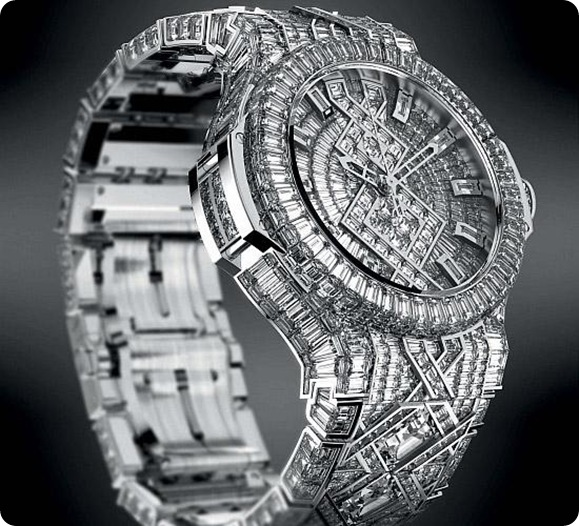 Hublot-Diamond