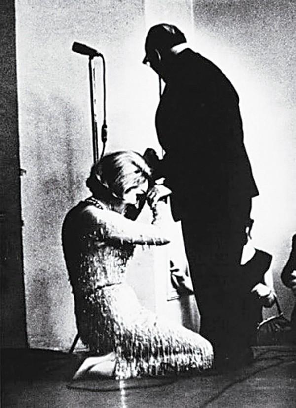 Марлен-Дитрих-Паустовский_1963