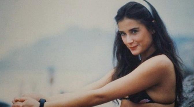 Деми-Мур-1980-е