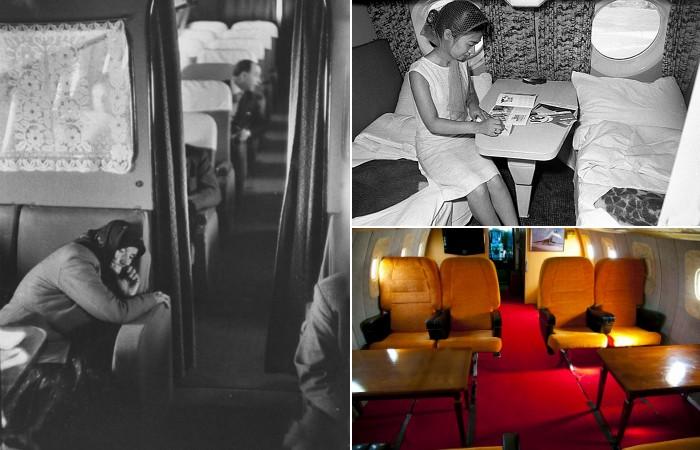 Советский-Первый-Класс-в-Самолете