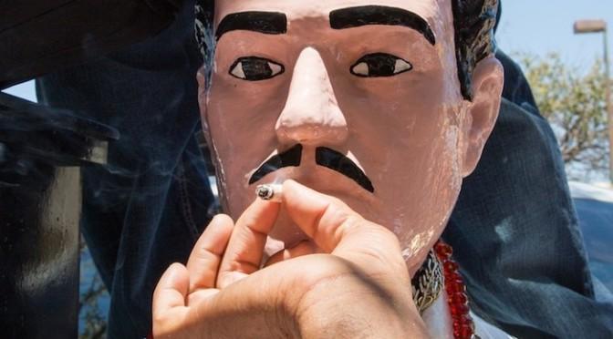 Наркохрам в Мексике