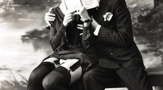 Эротические открытки начала 20-го века
