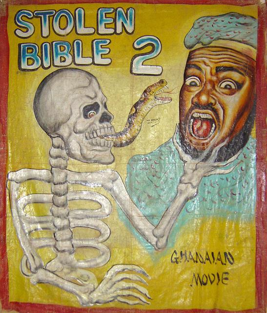 Украденная Библия 2