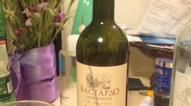 Вино Бастардо (Инкерман)