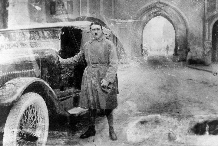 Гитлер 20 декабря 1924 год