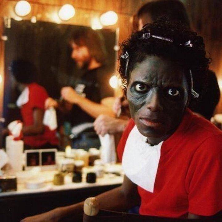 Майкл Джексон, 1982