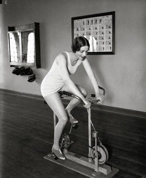 «Мисс вселенная» Элла Ван Хуэсон 1928