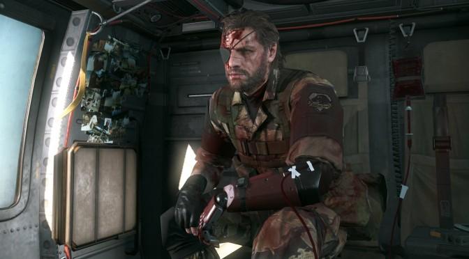 Конское говно в Metal Gear Solid 5