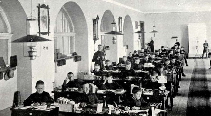 Темы для сочинений гимназистам в начале XX века