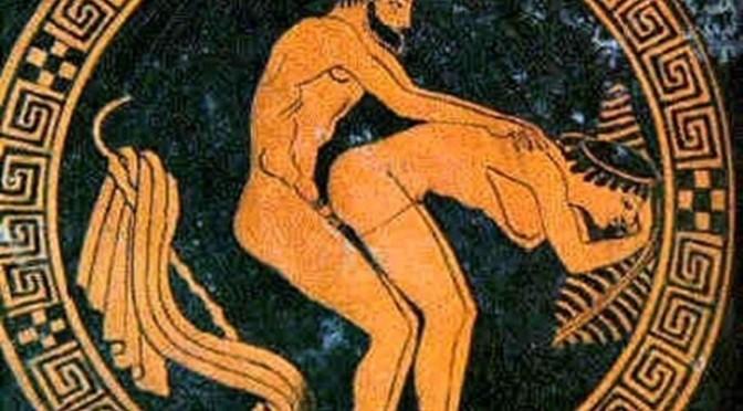 Удивительные сексуальные извращения