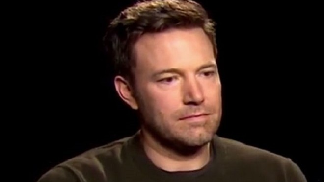 Реакция Бена Аффлека на критику «Бэтмена против Супермена»