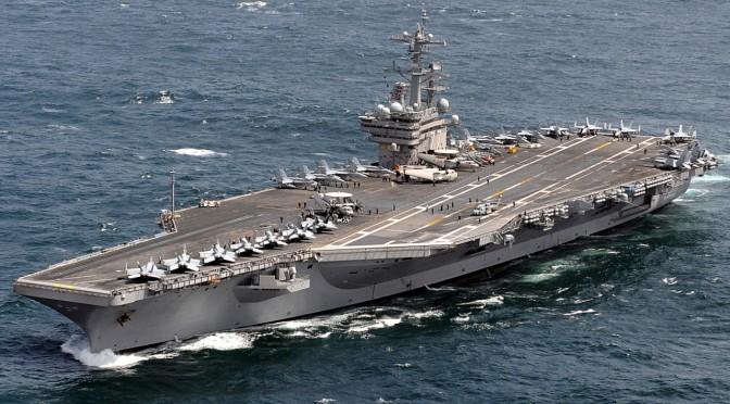 Как отдыхают на военном корабле