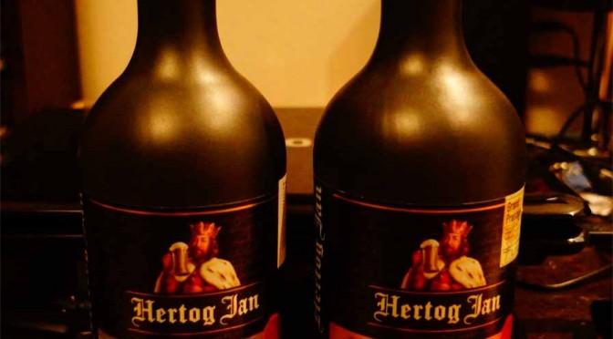Hertog Jan и старый друг лучше новых двух