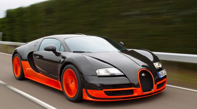 Стоимость обслуживания Bugatti Veyron