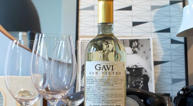Вино Gavi San Pietro
