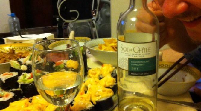 Вино Sol de Chile