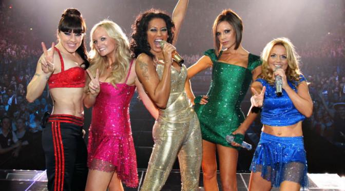 Группа Spice Girls. Вчера и сегодня