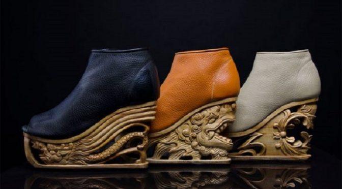 Обувь серии Saigon Socialite